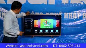 Giới thiệu và hướng dẫn sử dụng TV ASANZO 43es900 - AsanzoHanoi ...