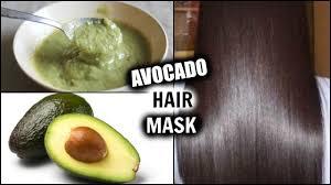 avocado hair mask diy for long thick