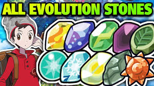 How & Where to Get ALL Evolution Stones in Sword and Shield –All ...