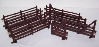 1 64 Fence Feed Accessories Action Toys
