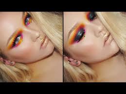 hunger games inspired makeup tutorials