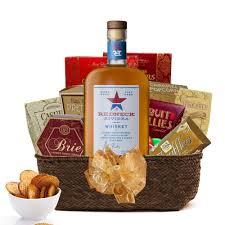 redneck riviera whiskey gift basket