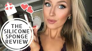 makeup silicone sponge review