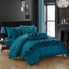teal comforter sets teal bedding