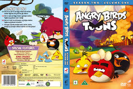 COVERS.BOX.SK ::: Angry Birds Toons (Nordic) - high quality DVD ...