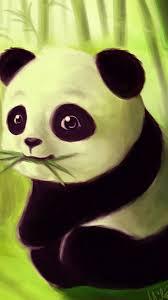 wallpaper android baby panda 2020