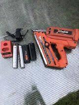 1st fix nail gun in uk view