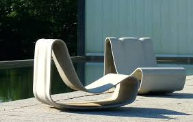 trendy funky furniture patio decoration