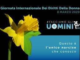 Domenica 8 marzo in campo i diritti della donna. - positanonews.it