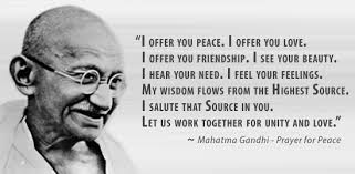 mahatma gandhi quotes home facebook