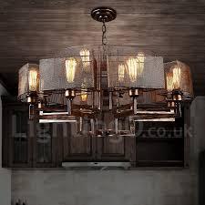 steel lighting living room dining room