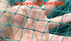 18 Strands Heavy Anti Bird Netting Deer Fence Garden Fence And Crops Protective Fencing Mesh Anti Bird Deer Cat Dog Chicken Net Garden Netting Aliexpress