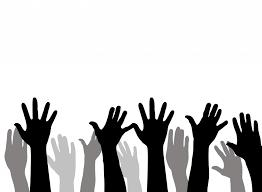 Lyfta händer Gratis Stock Bild - Public Domain Pictures