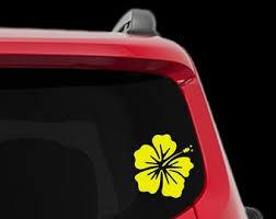 Maui Car Decal Etsy