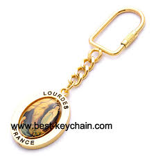 zinc alloy metal with gold plated