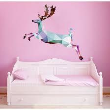 Shop Deer Wall Decal Overstock 31982912