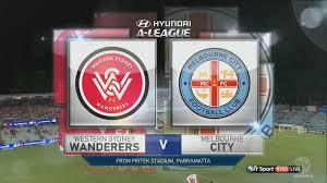 Western Sydney vs Melbourne City -11-03 ...