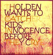 holden caulfield and i have this in common kimberly erskine