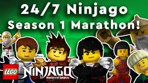 LEGO Ninjago Masters of Spinjitzu Season 1 Full Episodes 24/7 ...