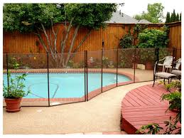 Childguard Diy Pool Fence Removable Mesh Pool Fencing Shipping Wordwide