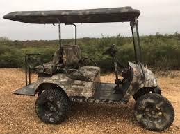 golf cart camouflage camo seat top