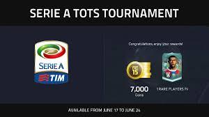 FUT 15 Serie A TOTS Tournament – FIFPlay