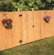 Outdoor Essentials 1 X 6 Ft Decorative Baluster Wood Fence Lattice Panel Top Kit For Sale Online Ebay