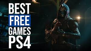 10 Best Free PS4 Games 2020 - YouTube