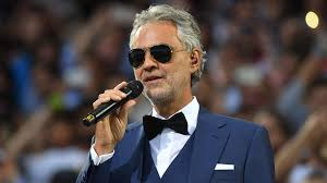 Andrea Bocelli To Perform In An Empty ...
