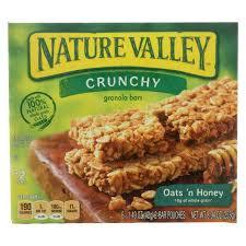 oats n honey granola bars