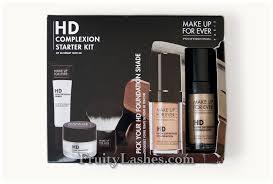 hd foundation starter kit airbrush makeup