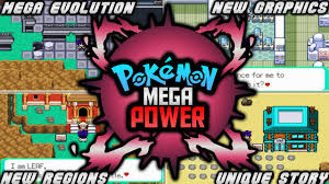 POKEMON MEGA POWER (GBA) | AWESOME ROM HACK WITH MEGA EVOLUTION ...