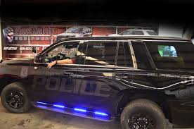 Police Vehicle Stealth Graphics Decal Kit Fs Kit 49