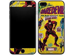 Marvel Comics Iphone 7 Plus Skin Marvel Comics Daredevil Vinyl Decal Skin For Your Iphone 7 Plus Newegg Com