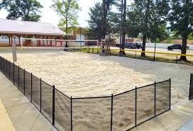 Volleyball Fence Protect A Child In 2020 Pool Fence Child Fence Fence