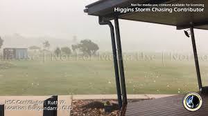 Higgins Storm Chasing - Giant hail has ...