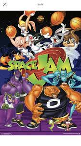 Trends International Space Jam Collage Wall Poster 22 375 X 34 For Sale Online Ebay
