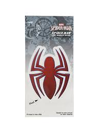 Marvel Spider Man Car Window Decal