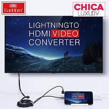 Cáp HDMI Earldom ET-W14 chính hãng - chicaluxury
