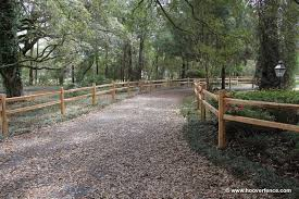 Wood Split Rails Cedar Split Rail Fence Cedar Split Rail Fence Rail Fence
