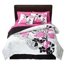 pink bedding pink