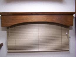 diy wooden valance box woodworking