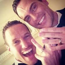 Cheyenne Jackson Marries Boyfriend ...