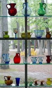how south jersey shaped glass and vice
