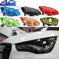 200cm Car Light Headlight Taillight Tint Vinyl Film Sticker Lamp Stickers Brake Light Car Accessories Car Styling Car Styling Film Stickercar Accessories Aliexpress
