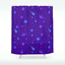 image 0 space shower curtain kate spade