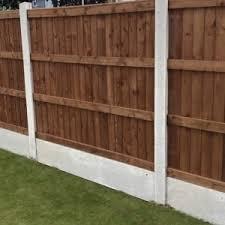 6ft X 5ft 6 Inch Ultra Heavy Duty Closeboard Fence Panel East Coast Fencing