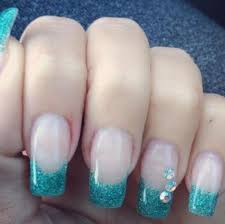 easy ocean nail designs spring style