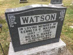 Hilda Victoria Darby Watson (1898-1965) - Find A Grave Memorial