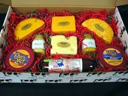 gift basket 9 pcs cheese gift baskets